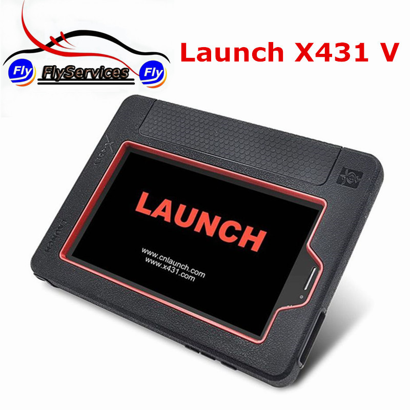 Launch X431 V Diagnostic Tool Latest Launch Scanner WiFi&Bluetooth Advanced X431 IV Full System Diagnosis Tablet Universal(China (Mainland))
