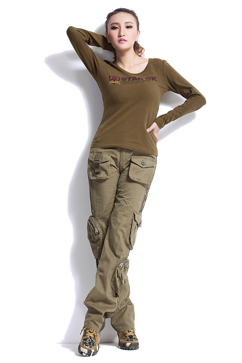 cargo pants for women fashion with luxury pictures in us