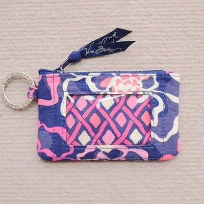 VB card package business card holder Zip ID Case Free shipping(China (Mainland))