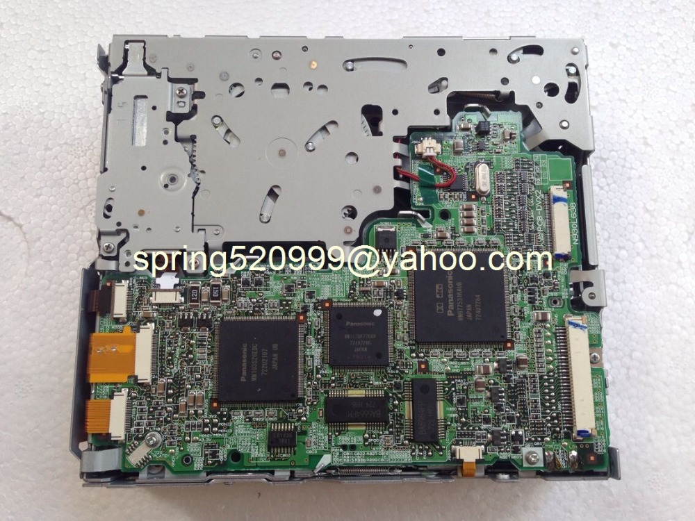Mitsubishi 6 DVD navigation changer mechanism exactly PCB for Mercedes NTG5 Comand APS SAT HDD navi audio C-Class W204 W212 X204(China (Mainland))