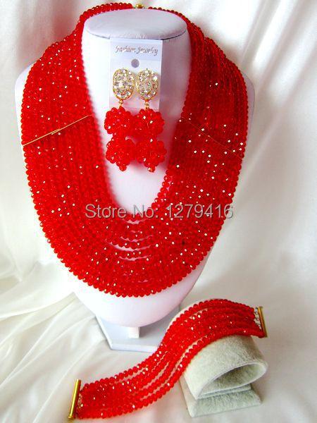 Wedding, PROM, women jewelry, beautiful crystal beads, necklace, bracelet  T-780<br><br>Aliexpress