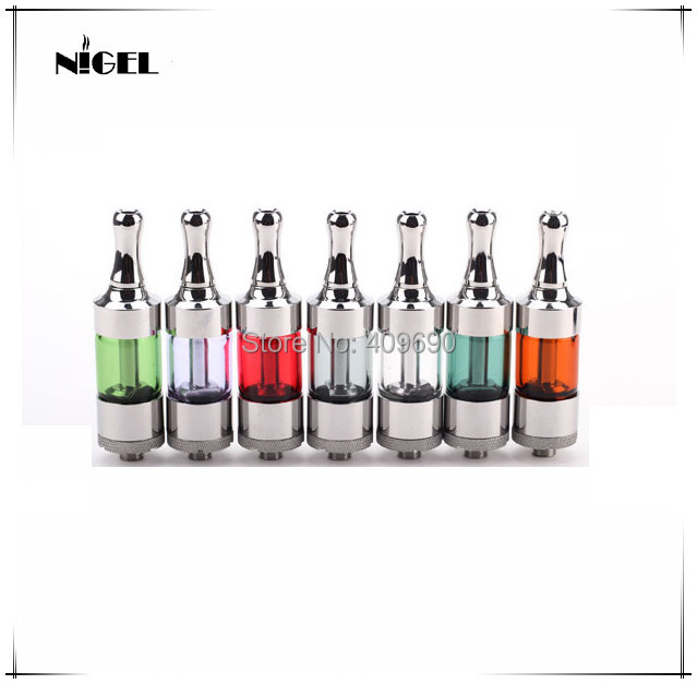 Protank 2 Glassomizer pro tank Pyrex Clearomizer Bottom Coil Changeable Glass E-Cigarette eGo 510 battery