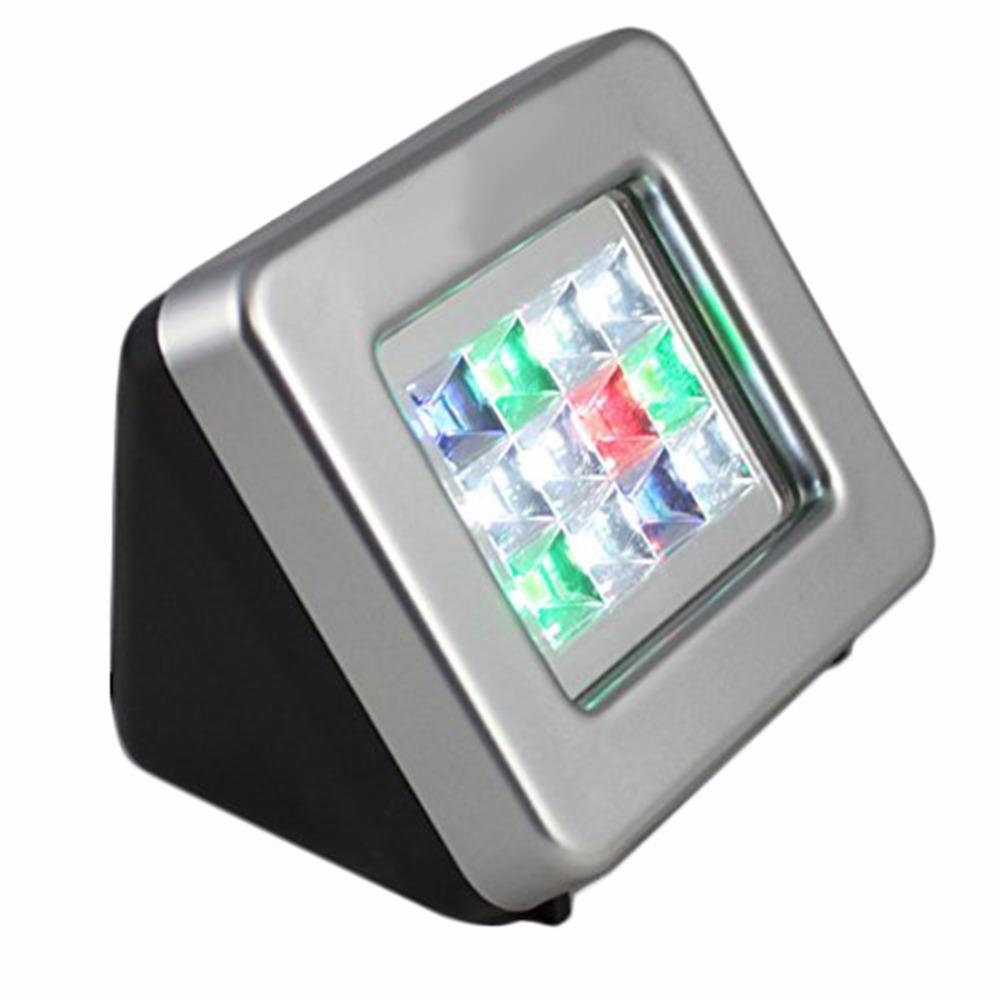 LED TV Simulator Anti Thief TV Simulator Crime Prevention Dummy Fake TV Light Sensor Alarms Home Security Device(China (Mainland))