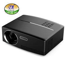 Everyone Gain TV LED Full HD Multimedia Projector TL80- Game Player Video Proyector 30000Hours With HDMI AV VGA SD USB Beamer(China (Mainland))