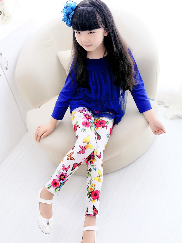 cheap clothes china girl pink yellow white blue green candy color leggings(China (Mainland))