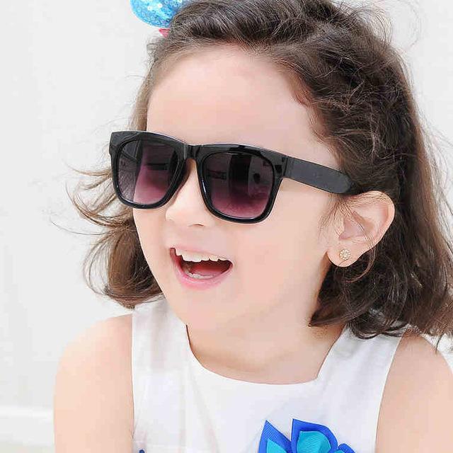 Высокое качество по уходу за детьми мальчики солнцезащитные очки UV400 от солнца очки мальчики Grils открытый UV400 дети летние солнцезащитные очки