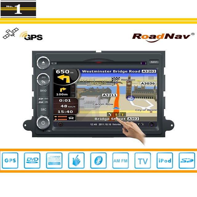 For Mercury Monterey 2004~2007 - Indash GPS Navigation DVD Player Radio Stereo TV BT iPod 3G WIFI 1080P S100 Multimedia System(China (Mainland))