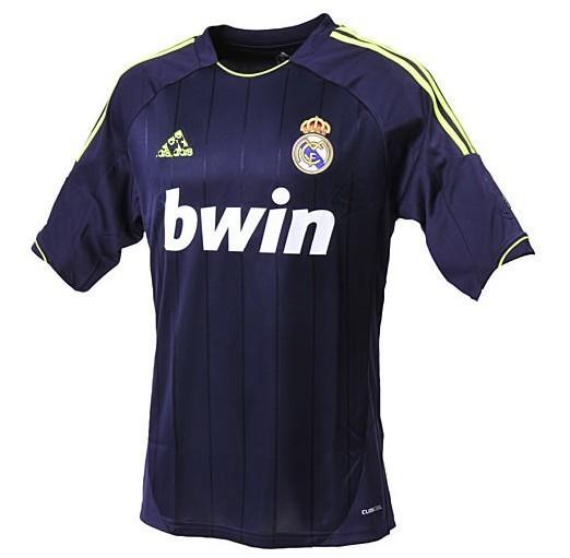 Real madrid 12 - 13 jersey(China (Mainland))
