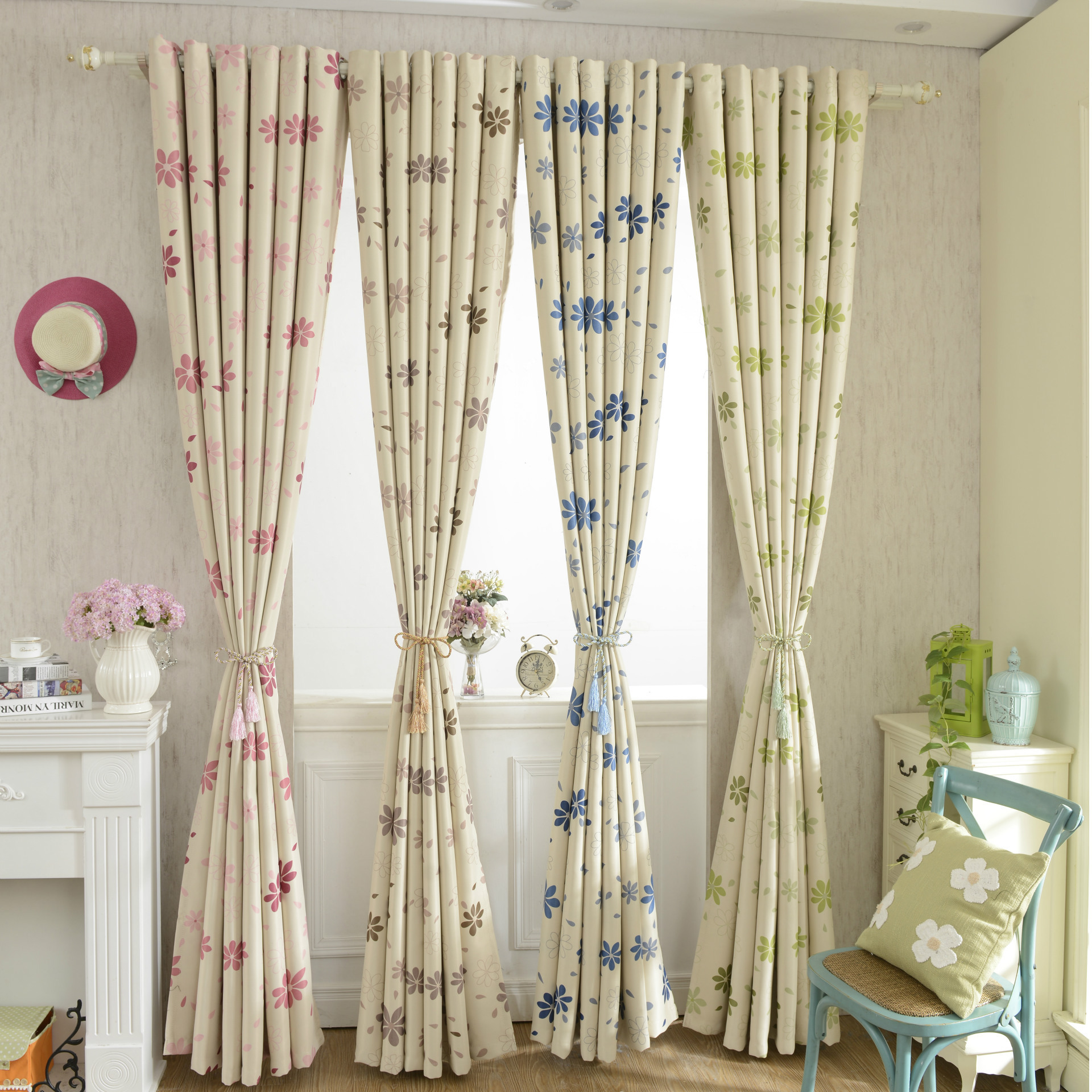 Living Room Curtain Sets High Quality Bedroom Curtain Set Promotion Shop For High Quality