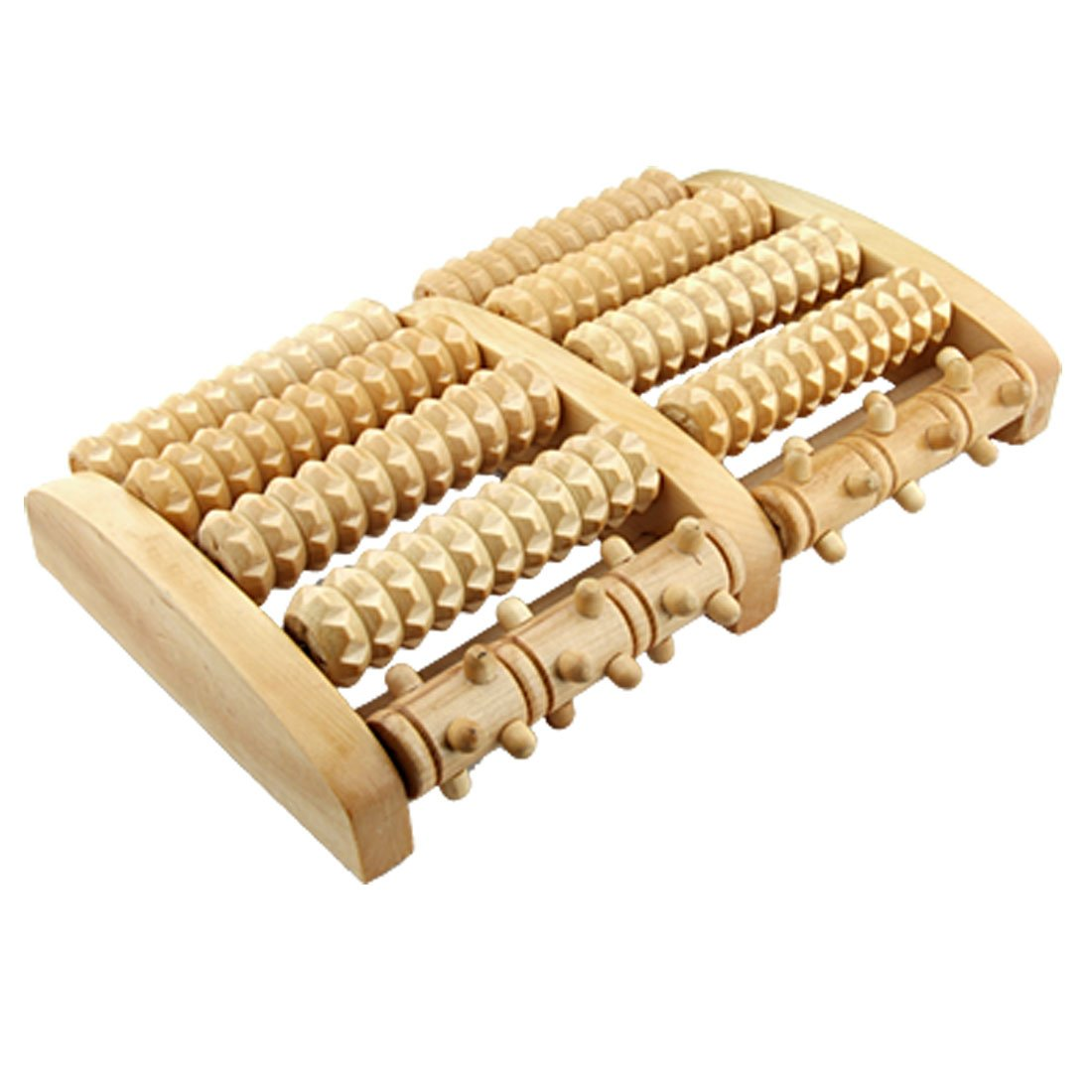 3 Sets of Wooden Roller Relief Stress Foot Massager(China (Mainland))