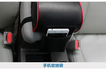 20167Automotive armrest cushion cover increased pad center Universal accessories memory foam padLH0517 - koy store