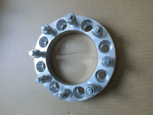 Wheel Spacers / Adapters PCD 8x165 To 8x165 Center Bore 116.7 Wheel Studs M14X1.5 Thickness 50MM(China (Mainland))