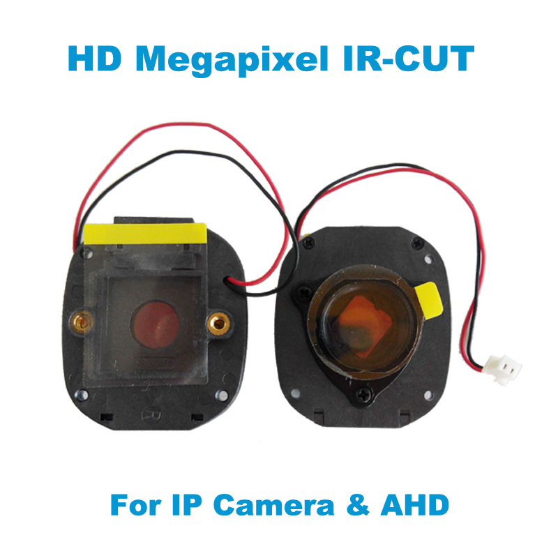 Гаджет  Good quality MP megapixel HD IR cut filter IR-CUT for CCTV/IP/AHD camera double filter dual filter IR CUT M12 lens holder None Безопасность и защита