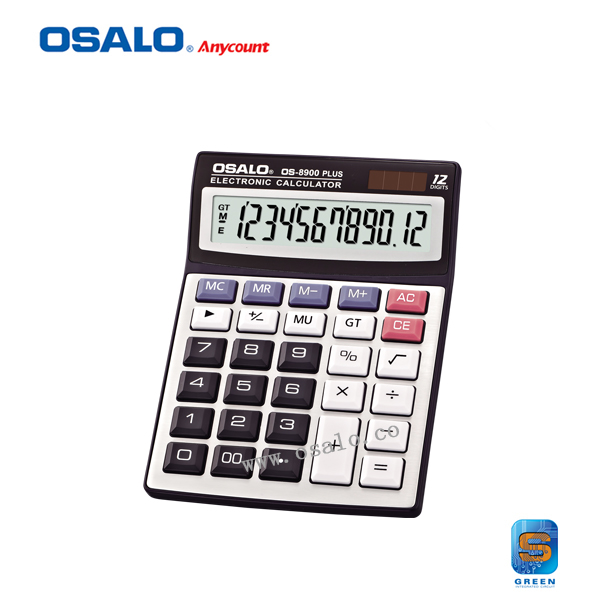 Oficina/escuela Calculatrice Calculadora Electrónica 12 Dígitos Pantalla Grande Dual de la Energía Solar Calculadora De Escritorio(China (Mainland))