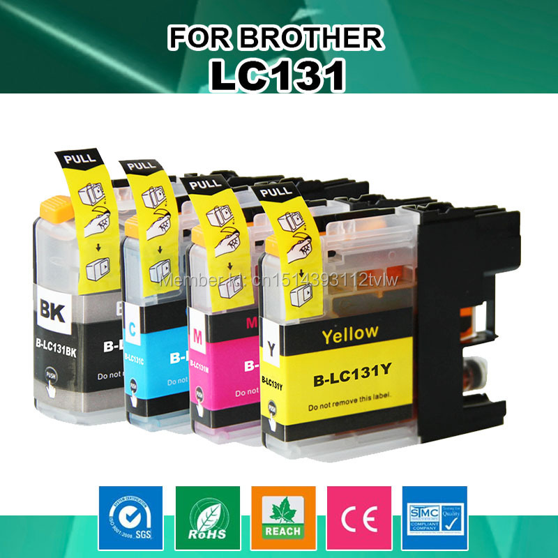 For Brother good quality ink cartridge LC131 for MFC-J245/J470DW(China (Mainland))