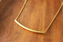 2016 New  personalized necklace, modern necklace, slim and simple necklace(China (Mainland))