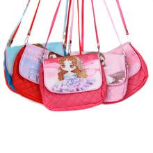 Buy New Baby Girls Fashion Single Shoulder PU Kids Crossbody Messenger Bag Cartoon Kitty Children Handbag Casual Travel Bags for $4.54 in AliExpress store