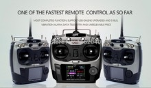 RadioLink AT9 2.4G AT9 Radio Control System 9CH Transmitter & Receiver TX Mode 1/2 for drone airplane with free shipping