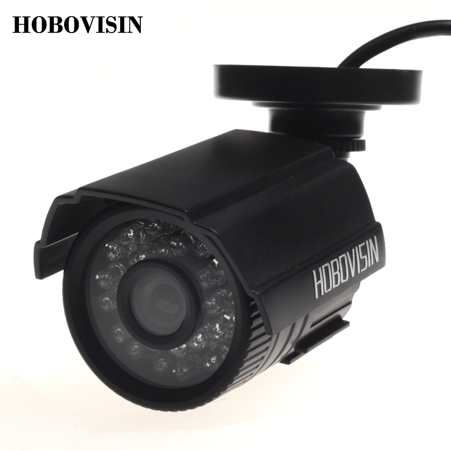HOBOVISIN Security camera 800TVL/1000TVL IR-Cut Filter 24 IR Day/Night Vision Outdoor Waterproof Surveillance CCTV Camera(China (Mainland))