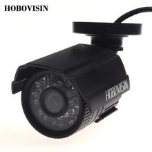 HOBOVISIN Security camera 800TVL/1000TVL IR-Cut Filter 24 IR Day/Night Vision Esterna Impermeabile di Sorveglianza CCTV fotocamera(China (Mainland))
