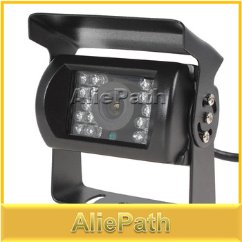 [Sale] 1/3 Inch Color CCD HD Car Rear View Reverse Camera For Backup Parking with NTSC / PAL System, Waterproof Fogproof