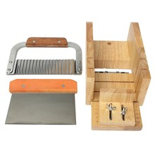 One Soap Mold Loaf Cutter Adjustable Wood and Beveler Planer Cutting Tool Set(China (Mainland))