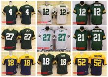 100% Stitiched,Green Bay Packers,Aaron Rodgers,eddie lacy,Randall Cobb,Ha Clinton-Dix,Clay Matthews,Brett Favr camouflage(China (Mainland))