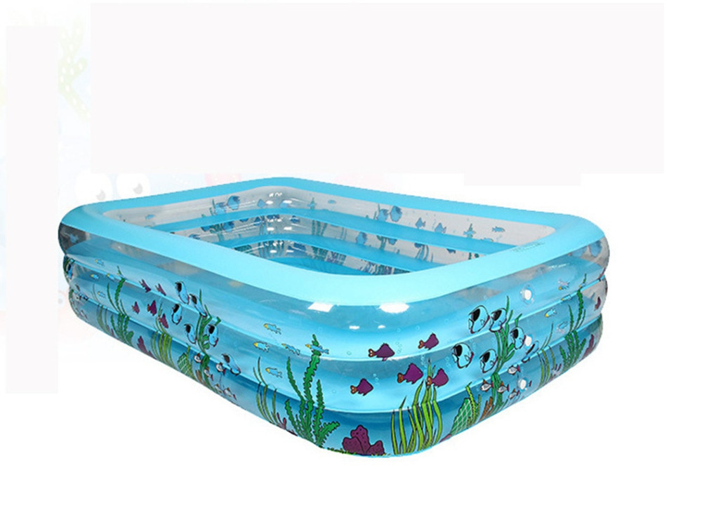 Popular rectangle inflatable pools buy cheap rectangle for Cheap rectangle pools
