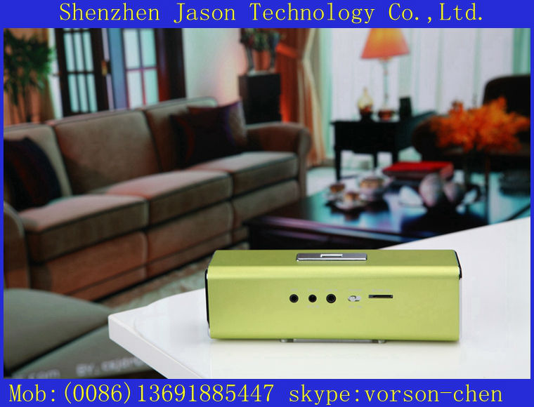 top sale loudest portable mini usb amplified speakers(China (Mainland))