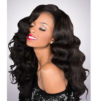 Brazilian Virgin Hair Body Wave Wigs Glueless Full Lace Human Hair Wigs For Black Women Lace Front Wig 8''-24'' Rosa Hair Wigs