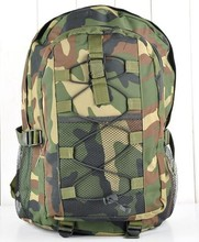 Army style backpack/school bag