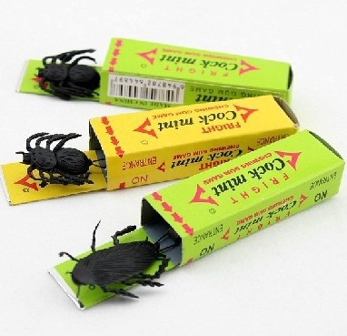 Wholesale ,Free shipping,Fool's Day products/ The tricky toys/ Shock Chewing Gum Practical Joke Funny Trick Prank Toy HT252(China (Mainland))