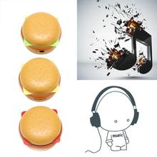 HOT SALE Best Christmas Gift Package Hamburg Style USB Mini MP3 Player Support 32GB Micro SD TF Card With headphone Ramdom Color(China (Mainland))