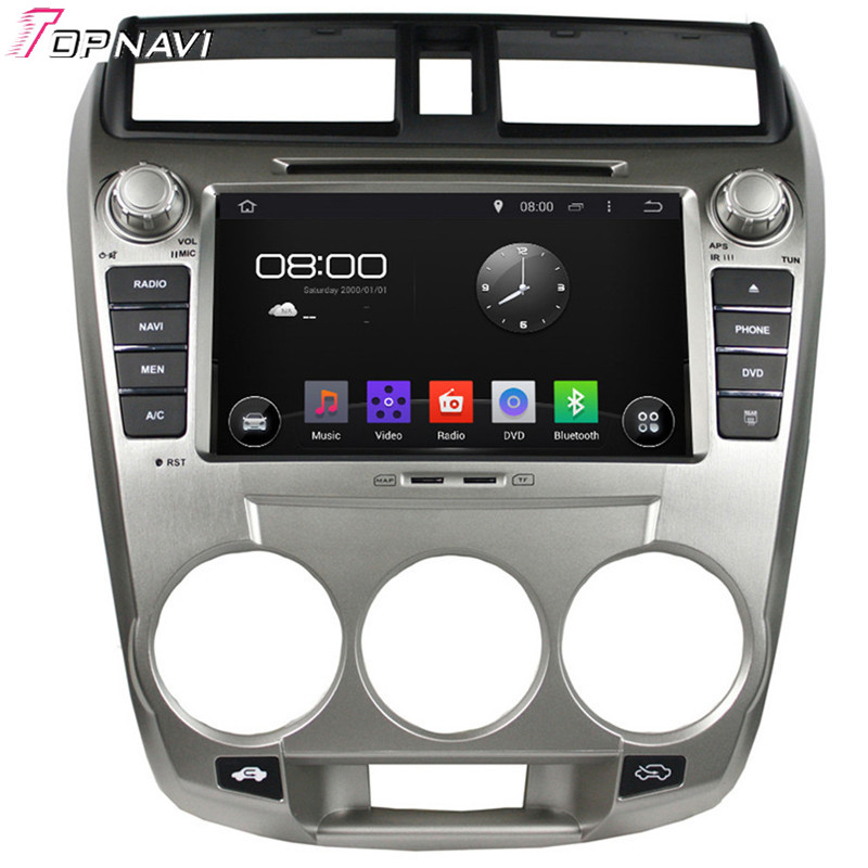 Здесь можно купить  Newly Cortex A9 Dual-Core Android 4.4.4 Car Dvd Player For CITY 1.5L 2008 2009 2010 2011 2012 With GPS BT Free Map Free Shipping Newly Cortex A9 Dual-Core Android 4.4.4 Car Dvd Player For CITY 1.5L 2008 2009 2010 2011 2012 With GPS BT Free Map Free Shipping Автомобили и Мотоциклы