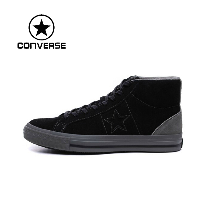 100% original New Converse ONE STAR mens Skateboarding Shoes 135067 Canvas sneakers Unisex free shipping<br><br>Aliexpress