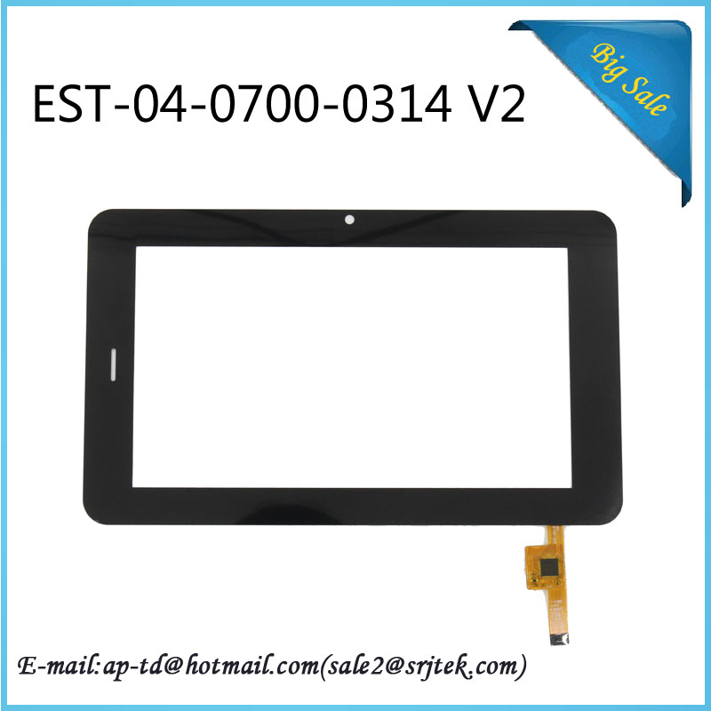 7 EST-04-0700-0314 V2 Touch Screen Digitizer Panel Front Glass Tablet Pc EST-04-0700-0893 V1<br><br>Aliexpress