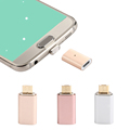 Portable Micro USB to Magnetic Charger Data Adapter Cable for Android faster charging cable for LG