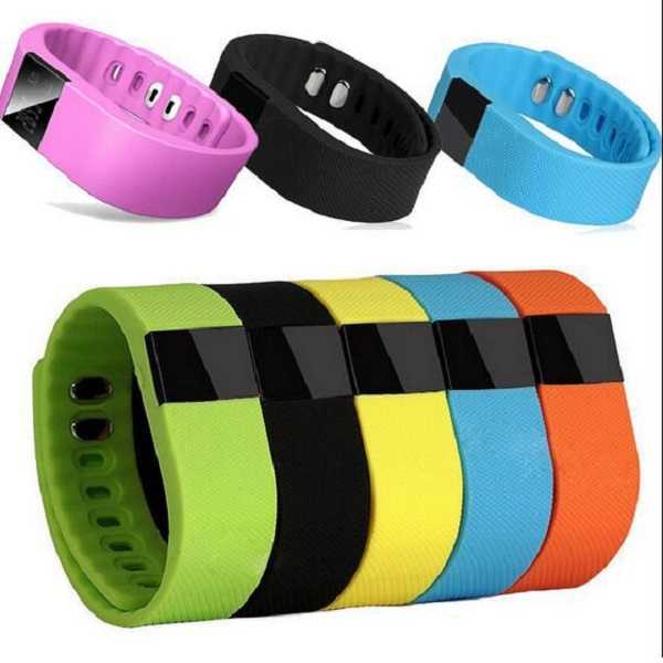 0.49 Inch Fashional Design OLED Screen Bluetooth Wristband Watch For IOS Android Mobile Phone Free Shipping(China (Mainland))