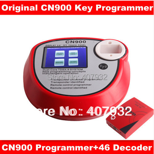 2014 Original CN900 Master +46 Cloner Box Copy ID46 Chip Update Via Internet Hot Sale For 1 Year Warranty(China (Mainland))