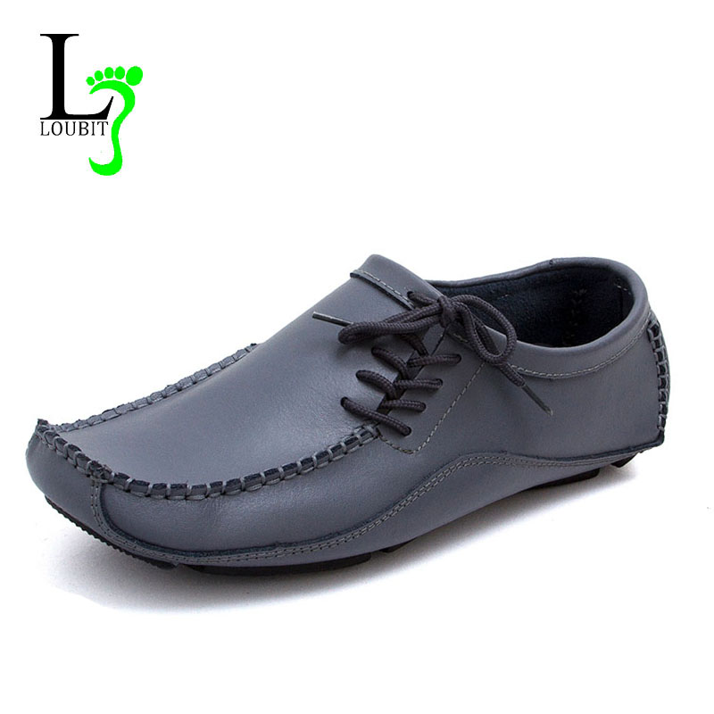 aliexpress buy genuine leather loafers shoes