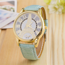 New arrival relogio masculino women quartz watch high quality women s jewelry digital Wristwatch leather watch