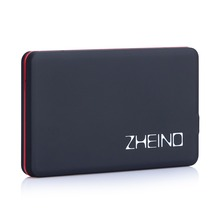 "USB2.0 1.8"" Hard Disk Drive HDD ZIF PATA 40Pin Enclosure Case with Travel Pouch(China (Mainland))"