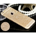 Full Body Stickers for iPhone 4 4S 5 5S 6 6s Plus 6Plus Shiny Glitter Sparkling Diamond Film Decals Matte Screen Protector