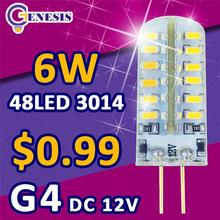 new G4 led Lamp 12V AC 220V High Power SMD3014 3W 5W 6W 7w 220v Replace 20w 30W 40W 70W halogen lamp 360 Beam Angle LED Bulb