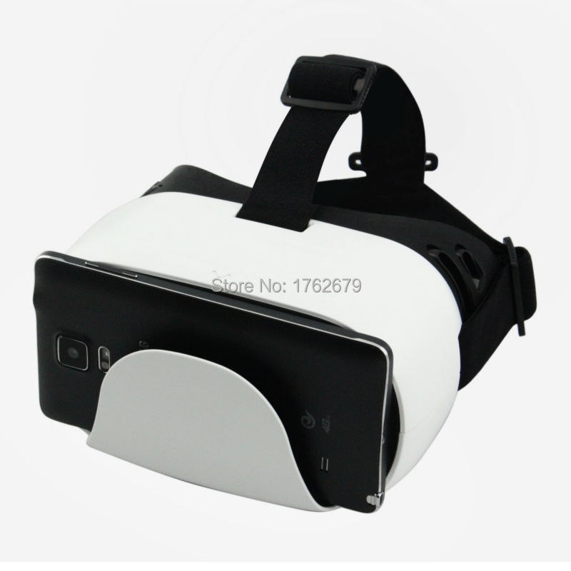 HD Dual Lens virtual videos Camera, headset smartphone virtual reality 3d video Kit with your android smart phones