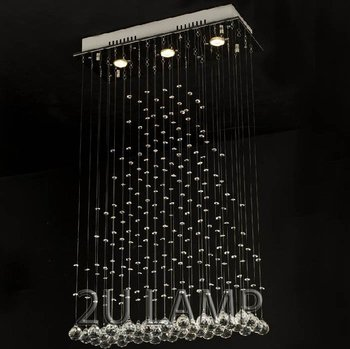 Free Shipping-Wholesale  Crystal ceiling lights,Modern Ceiling Lamps, Modern Pendant Lights, House light 20007