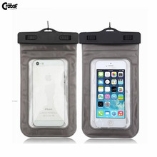 NEW Transparent Waterproof Underwater Pouch Bag Dry Case Cover For xiaomi 4i 4c mi2 mi3 mi4 mi5 remi 2s 1s note 2 note 3