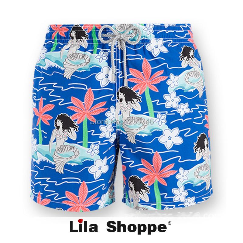 Мужские пляжные шорты Lila 2015NEW vilebrequin surffing , 816 мужские пляжные шорты menstore surf s001
