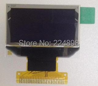 0.96 inch 27PIN Blue OLED Screen SSD1306 Drive IC 128*64 Parallel / I2C / SPI Interface(China (Mainland))