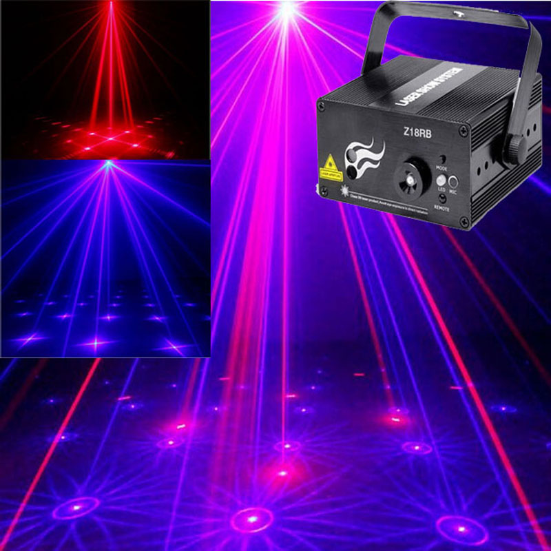 New Upgrade Blue LED Mini Laser Projector Stage Holographic Light Dj Laser Light Show Equipment Shower Projector(China (Mainland))